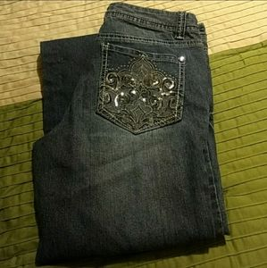Size 5 lei bootcut jeans